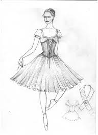 ballet costumes dancewear nutcracher sketches ballet dress