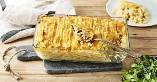 lidl recettes de cuisine tartiflette reblochon aux coquillettes