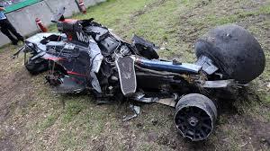 fernando alonso u0027s formula 1 australian grand prix crash in slow motion