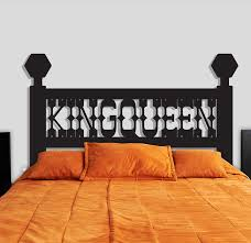 wall decals for over the bed color the walls of your house queen headboard wall decal removable