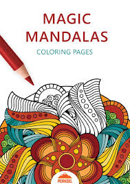 printable coloring books for adults file magic mandala coloring pages printable coloring book for