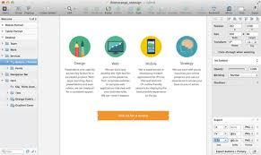 website design erstellen how to mock up a website with sketch
