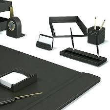 Office Desk Set Accessories Office Desk Set Bosli Club