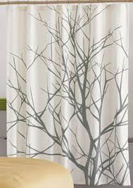 Shower Curtains With Trees Gafunkyfarmhouse This N That Thursdays A Veritable Forest Of