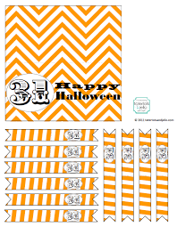 good witch tea party free halloween printables