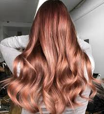 rose gold hair color 70 smoking hot rose gold hair color ideas for 2018