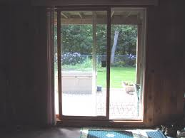sliding glass door and window treatments for sliding glass door in