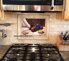 41 best kitchen backsplash tile murals with art and pictures