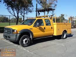 1986 Ford F350 Dump Truck - light duty service utility trucks for sale in ca