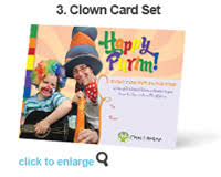 chai lifeline purim cards