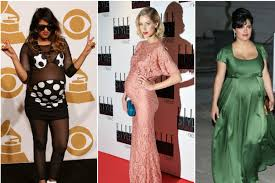 maternity style iconic maternity style see the best pregnancy looks of decades