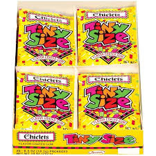 where to buy chiclets gum chiclets tiny size gum 0 5 ounces pack of 24 walmart