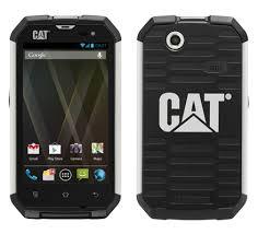 Rugged Phone Verizon Caterpillar Unveils Smartphone For Field Service