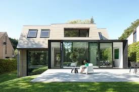 Renovate A House by François Martens And Edouard Brunet Renovate A Flemish Villa In