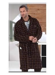 robe de chambre pour homme grande taille peignoir robe de chambre homme