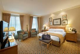 The Landmark London Superior Deluxe Double Executive Family And - London hotels family room