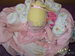 make diapers the best gift of all with this baby bath diaper gift baby bathtub diaper cake gift basket centerpiece