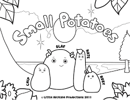 small coloring pages coloring