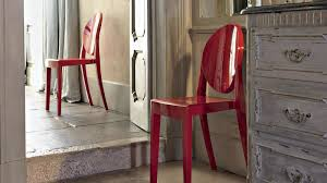 contemporary chair polycarbonate commercial by philippe