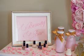 bridal shower favors diy diy spa bridal shower favors treatments united with