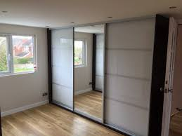 Sliding Mirror Wardrobe Completed Fitted Bedrooms Fitted Kitchens And Sliding Mirror