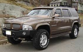1999 dodge durango rt rocky mountain suspension products