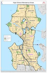 Maps Seattle High Boundaries Seattle Image Gallery Hcpr