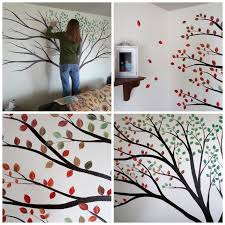 this is such an amazing idea a real family tree project tree wall murals this is such an amazing idea a real family tree