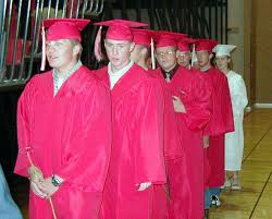 pink cap and gown sublette examiner