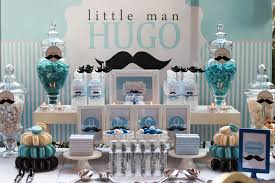 themed dessert table hugo s month mustache themed dessert table the umbrella