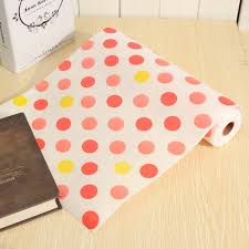 Kitchen Contact Paper Designs by Contact Paper Color Dot Drawer Liner Mat Kitchen Placemat Shelf
