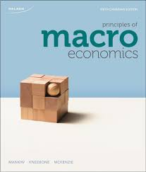 principles of microeconomics n mankiw ronald kneebone kenneth