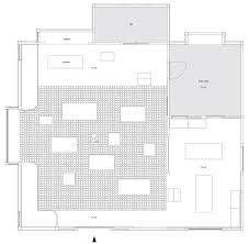 yusuke seki creates shop floor from 25 000 pieces of crockery
