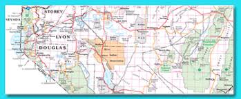 nevada road map state maps nevada department of transportation