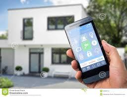 smartphone home control home design