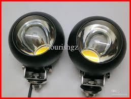 led driving lights automotive 4 25w cree led driving work light cob chip off road suv atv 4wd 4x4