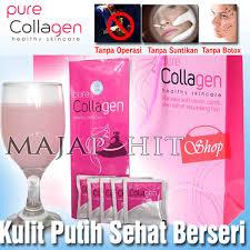 Resmi Collagen Asli manfaat collagen memang terbukti nyata majapahit shop