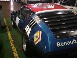 renault alpine a310 rally se vende renault alpine a310 venta de vehículos y coches clásicos