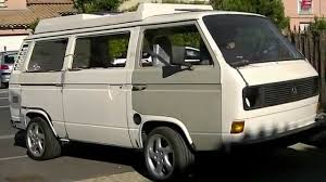 bmw volkswagen van vw t3 porsche engine first test youtube