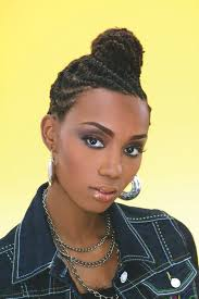 hype hair styles for black women hype hair style gallery braids buns chignon pinterest