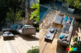 Outdoor Decor Catalog Furniture Rustic Outdoor Summer Lounge Furniture Collection Easy