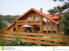 rustic country house stock photos image 4885033