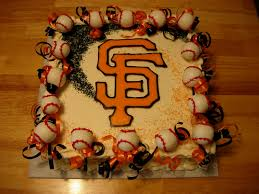 san francisco giants cake angie cakes flickr