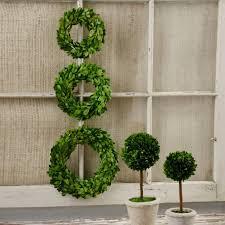 boxwood wreath mini boxwood wreath set of 3 antique farmhouse