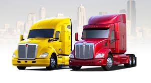 kenworth vs peterbilt kenworth t680 semi tractor 32 wallpaper 3072x1710 215162