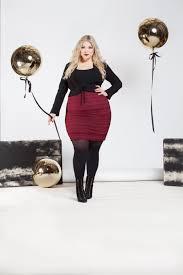 Plus Size Urban Clothes Mode In Grossen Grössen Evelin Brandt Berlin Size Model Models