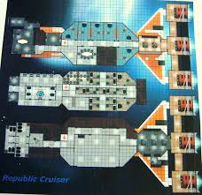Starship Floor Plan Stern Rake Studio November 2011