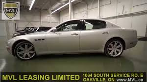 maserati quattroporte 2008 2008 maserati quattroporte sport gt youtube