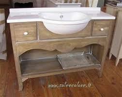 mobile bagno grezzo gallery of mobili da bagno legno grezzo mobilia la tua casa