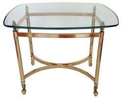 brass and glass end tables stylish brass end table brass end tables plan viabil org